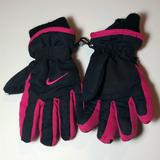 Nike Other   Girls Nike Snow Gloves   Color: Black/Pink   Size: 46 X