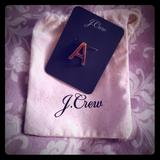 J. Crew Jewelry | Charm | Color: Gold | Size: Os