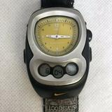 Nike Accessories | Nike Analog Digital Illuminator Quartz Watch Vg02 | Color: Gray/Yellow | Size: Os