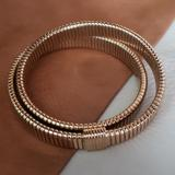 J. Crew Jewelry   J Crew Rose Gold Double Stretch Bracelet   Color: Gold   Size: Os