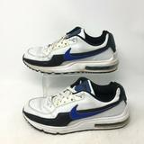 Nike Shoes | Nike Air Max Ltd Sneakers Casual Shoe Low Top Lace | Color: White | Size: 11