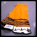 Adidas Other   Kids Adidas Scarf   Color: Black/Orange   Size: Osbb