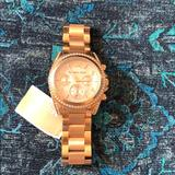 Michael Kors Accessories | New Michael Kors Blair Rosegold Watch Mk5263 | Color: Gold/Pink | Size: Os
