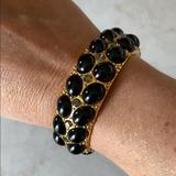 J. Crew Jewelry   J. Crew Vintage Bracelet   Color: Black/Gold   Size: Os
