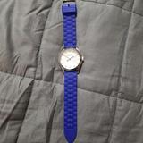 Coach Accessories | Coach Watch For Women | Color: Blue/Silver | Size: Os