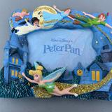 Disney Accents   Disney Parks Peter Pan Picture Frame - Tinkerbell   Color: Blue/Green   Size: 4 X 6 Picture Frame