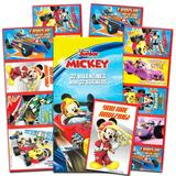 Disney Party Supplies | Junior Mickey Mouse 32 Valentine Friendship Cards | Color: Blue/Red | Size: Os