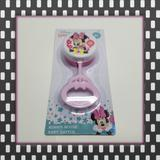 Disney Toys | Minnie Mouse Baby Rattle | Disney | Color: Pink/White | Size: Osbb