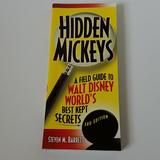 Disney Office | 5$15 Disney Hidden Mickey Guide, 3rd Edition | Color: Red/Yellow | Size: Os
