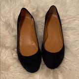 J. Crew Shoes | Navy Blue Kitten Heels | Color: Blue | Size: 8