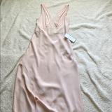 J. Crew Dresses | Light Pink Evening Dress | Color: Pink | Size: 10p