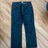 J. Crew Jeans | Euc J. Crew Dark Awash Vintage Slim Straight Jeans | Color: Blue | Size: 34