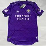 Adidas Shirts | New Adidas Mls Orlando City Home Soccer Jersey | Color: Purple/White | Size: Various