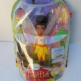 Disney Toys | Disney Tinker Bell Lost Treasure Iridessa Pixie | Color: Brown/Yellow | Size: Osg