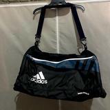 Adidas Bags   Adidas Atlanta United Athleticduffel Bag   Color: Black/White   Size: Os