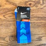 Nike Other | Nike Youth Soccer Socks. Size Y3-5, Womans 4-6 | Color: Blue/Green | Size: Youth 3-5, Womens 4-6