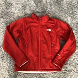 The North Face Jackets & Coats | North Face Women'S Red Orange Apex Jacket | Color: Orange/Red | Size: Sp