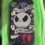 Disney Accessories | Iphone 4s Nightmare Before Christmas Case | Color: Black/Purple | Size: Iphone 4s