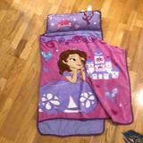 Disney Other   **4 For 20** Princess Sofia Nap Time Blanket   Color: Purple   Size: Os