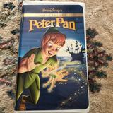 Disney Other | Disney'S Peter Pan Special Edition Vhs | Color: Blue | Size: Os