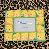 Disney Other   Disney Tinkerbell Picture Frame Peter Pan   Color: Green/Yellow   Size: 10 Inches Across, 8 Inches Long