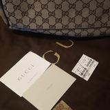 Gucci Bags | Awesome Handbag In Like New Condition | Color: Brown/Tan | Size: Os