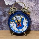 Disney Other   Disney Parks Donald Duck Twin Bell Alarm Clock   Color: Blue/Gold   Size: Os