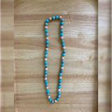 Urban Outfitters Jewelry   Multicolored Bead Necklace   Color: Red   Size: Os