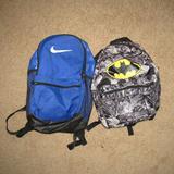 Nike Accessories   Book Bag School Nike Batman Bundle Black White Kid   Color: Black/Blue   Size: Osb