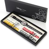 Disney Accessories | Limited Edition Minnie Mouse Baby Lupah Watch Set | Color: Black/Silver | Size: Os