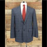 Burberry Suits & Blazers   Burberry Men'S Kensington Silkwool Sport Coat   Color: Blue   Size: 40r
