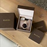 Gucci Accessories | Gucci Digital Watch From The I-Gucci Collection | Color: White | Size: Os