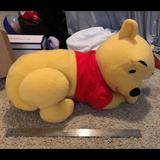Disney Toys   24 Winnie The Pooh Stuffed Toy   Color: Red/Yellow   Size: One Size (Kids)
