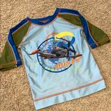 Disney Swim | Disney Store Swim Rashguard | Color: Blue/Green | Size: Various