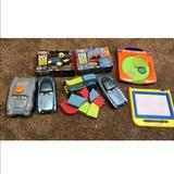 Disney Toys | Building Blocks Lego Bundle Set Cars Disney Toys | Color: Blue/Green | Size: Osb