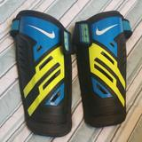 Nike Other   Kids Nike Shin Guards Soccer   Color: Blue/Green   Size: Osg