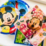 Disney Party Supplies | Mickey + Minnie Mouse Party Supplies Paper Goods | Color: Blue/Red | Size: Os