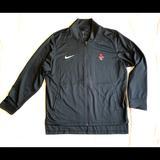 Nike Jackets & Coats   New Nike Houston Rockets Nba Basketball Xl Jacket   Color: Black   Size: Xl