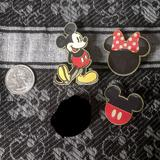 Disney Accessories   Mickey Minnie Disney Pin Set Of 3 From Target   Color: Black/Red   Size: Os