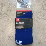 Under Armour Accessories | New Under Armour Youth Socks Over The Calf Soccer | Color: Blue | Size: Youth Large