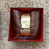 Coach Accessories   Coach Gold Bracelet Watch   Color: Gold   Size: Os