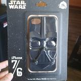 Disney Accessories | Star Wars Darth Vader 3d Iphone Case 76s | Color: Black | Size: Os