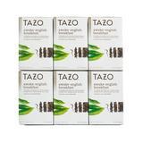 TAZO Tea Leaves & Bags - Awake English Breakfast Black Tea - 6 Boxes of 20