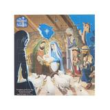 DaySpring Countdown Calendars Multi - Brown & Blue The Shepherd On The Search Advent Calendar