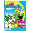 DVD Bibi Blocksberg - Sammelbox 2 (Folgen 10-18, 3 DVDs) Hörbuch