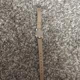 Kate Spade Accessories   Kate Spade Polka Dot Watch   Color: Silver/Tan   Size: Os