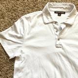 Michael Kors Shirts   Mens Michael Kors Medium White Top Perf Condition   Color: White   Size: M