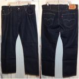 Levi's Jeans | Men'S Size 40x30 Levi'S 501 Button Fly Jeans | Color: Blue | Size: 40