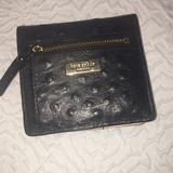 Kate Spade Accessories | Kate Spade Ostrich Wallet | Color: Black/Tan | Size: Os