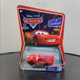 Disney Other | Disney Pixar Cars | Supercharged Bug Mouth Mcqueen | Color: Red | Size: Single Diecast Car